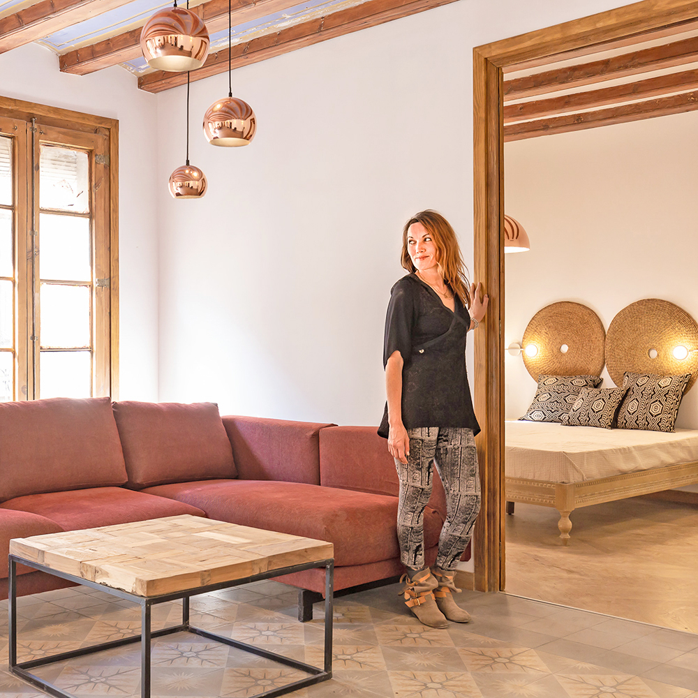 home staging, decoration and exclusive interior design by ALLY