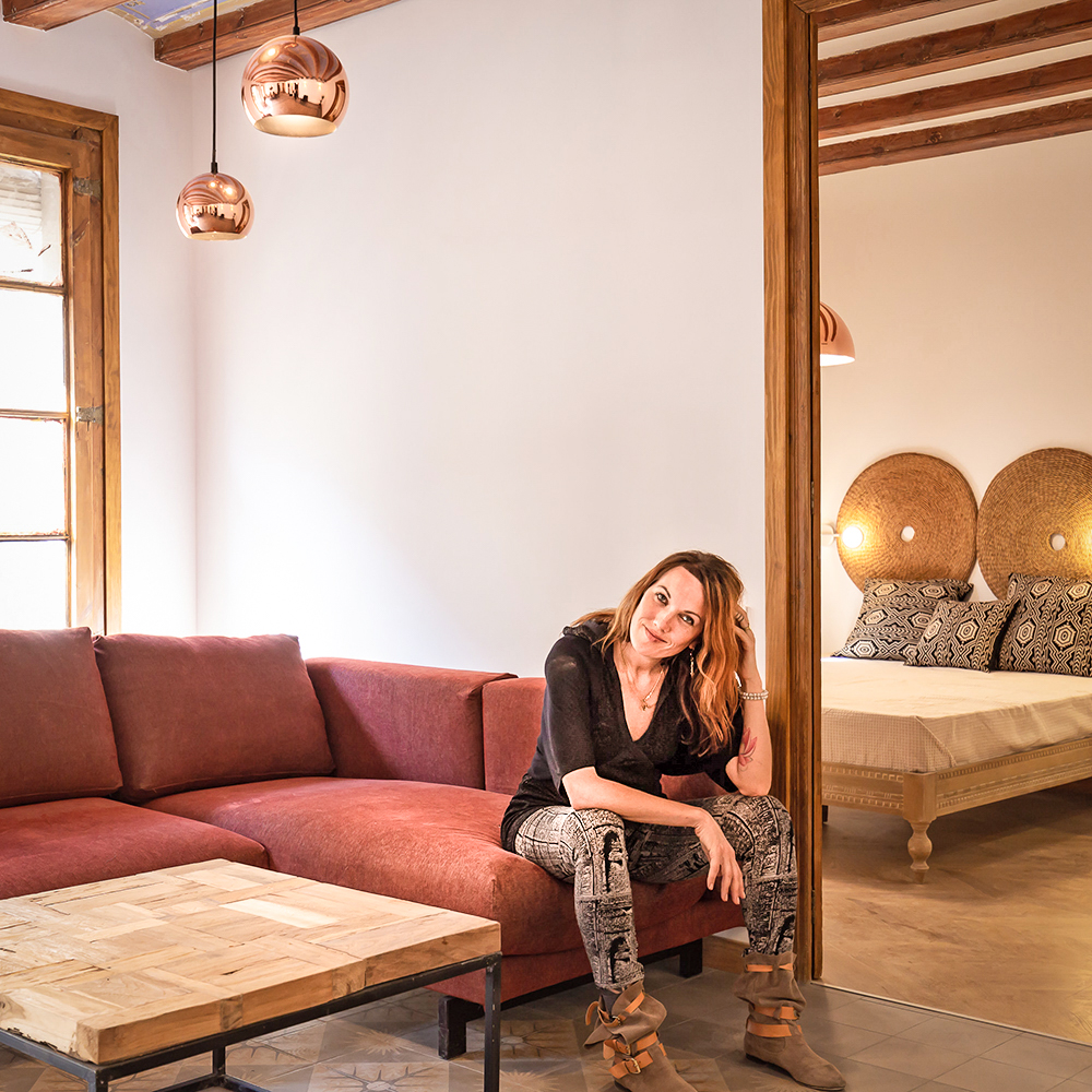 home staging and exclusive interior design by ALLY