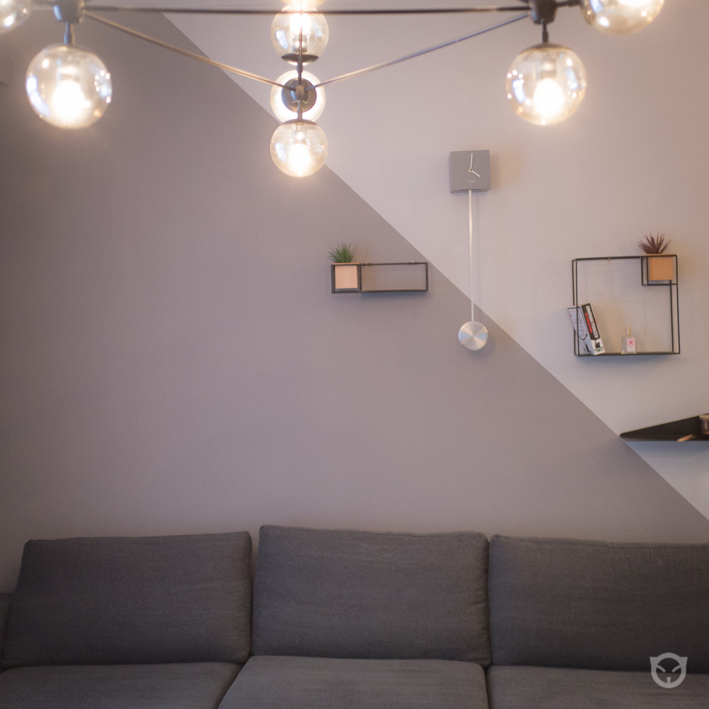 interior design, wall painting, decoration and home staging by ALLY