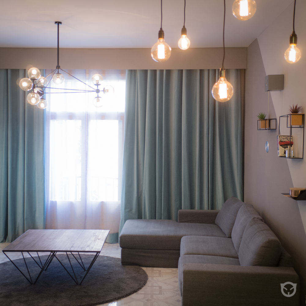 interior design and home staging for art real estate by Ally