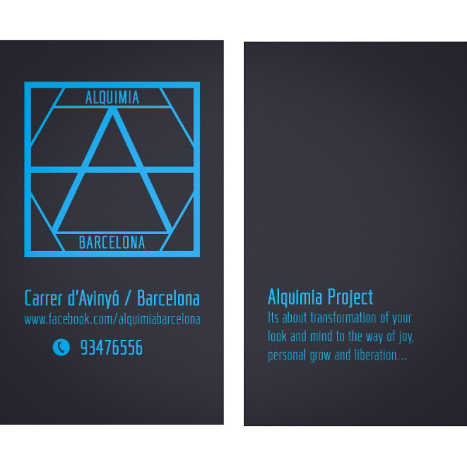logo and visit card design