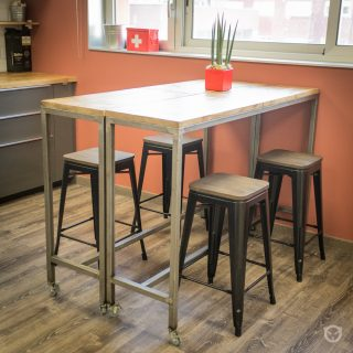 custom table unit design and production