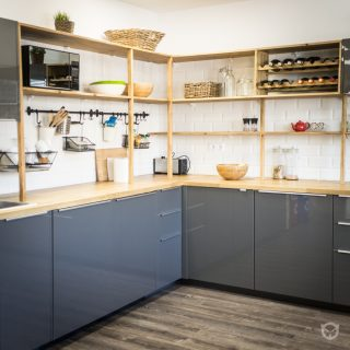 custom kitchen design and production